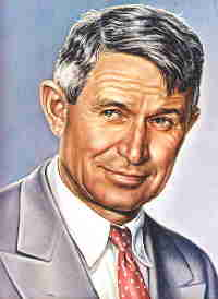 'I never met a man I didn't like.' - Will Rogers